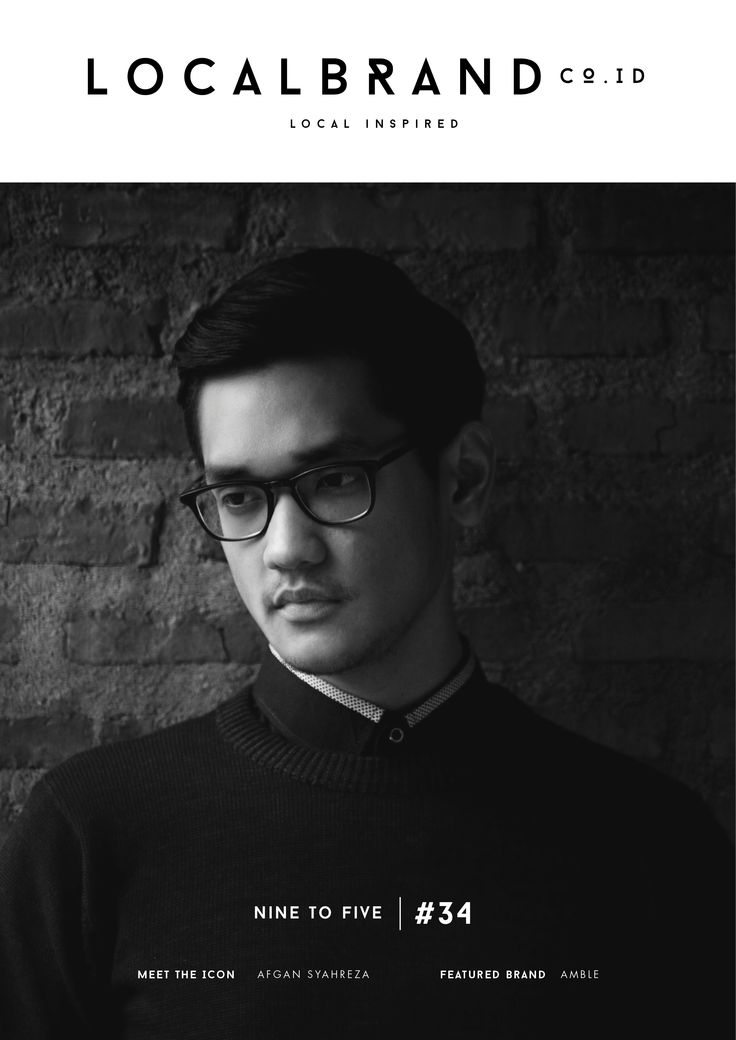 LocalBrand.co.id e-Magazine Cover | 34th edition | Afgan Syahreza | Nine to Five Issue all wardrobe by LocalBrand.co.id Click issuu.com/... for read the e-Magazine #LocalBrandID How to buy? Visit www.localbrand.co.id Line : localbrandid SMS/WA : +62858 3015 3333 BBM : 7436815A BB channel : LocalBrand.co.id