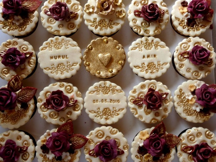 maroon and gold wedding theme - Google Search