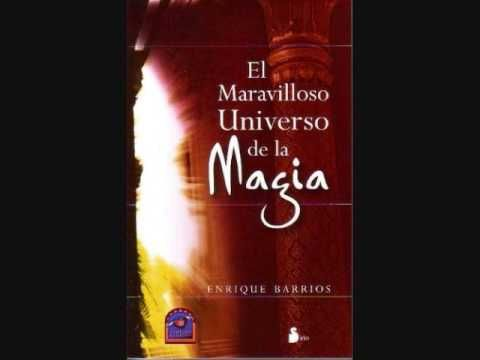 El maravilloso mundo de la magia de Enrique Barrios Audio libro completo - YouTube