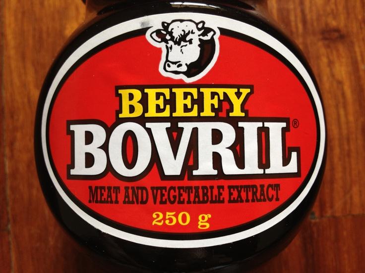 Beefy Bovril