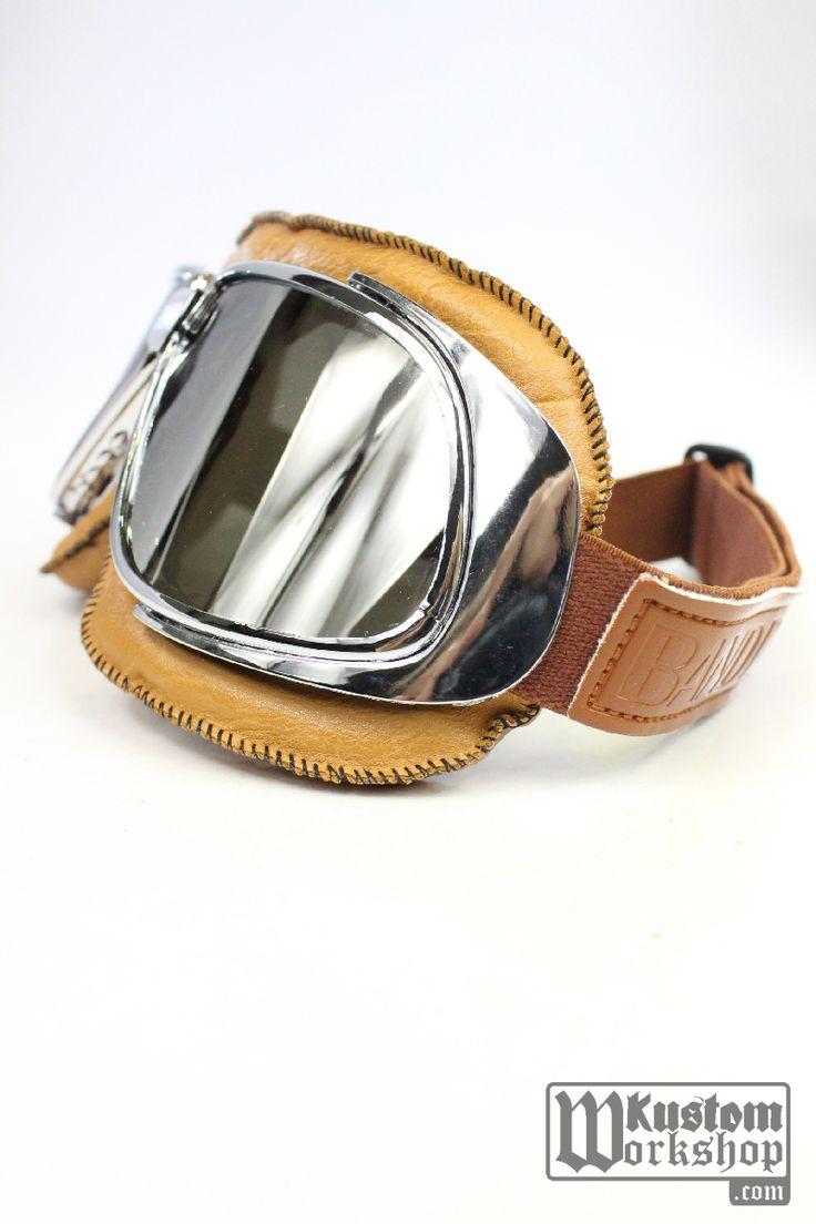 lunettes vintage aviateur | lunettes bandit classic | lunettes masque bandit | lunette pour custom and vintage riders