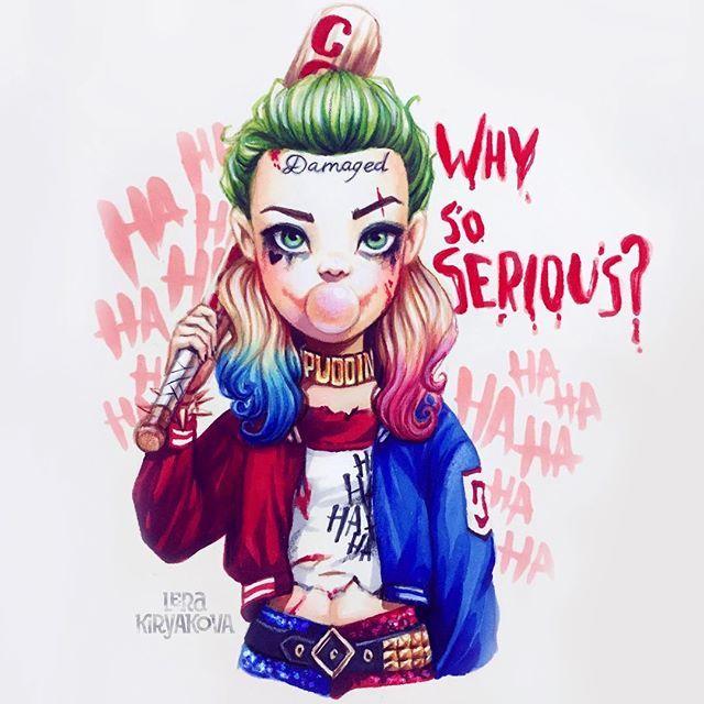 Joker Orheyn Lai: 10 Best Lera Kiryakova Images On Pinterest