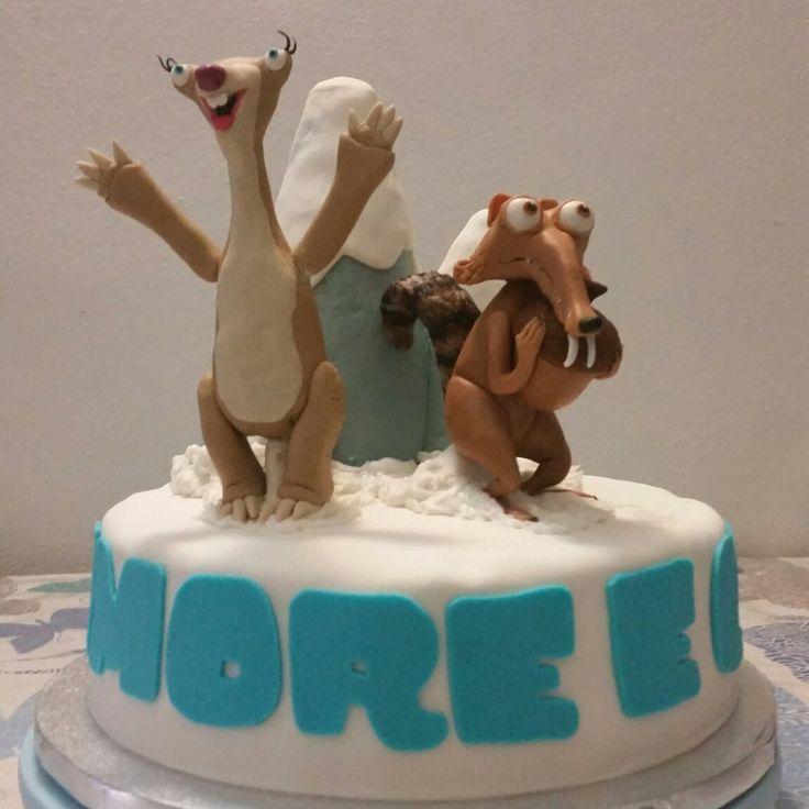 My ice age cake