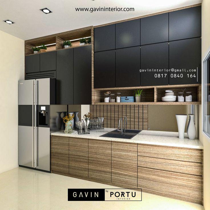 Rumah (Dengan gambar) | Rumah, Model dapur, Desain