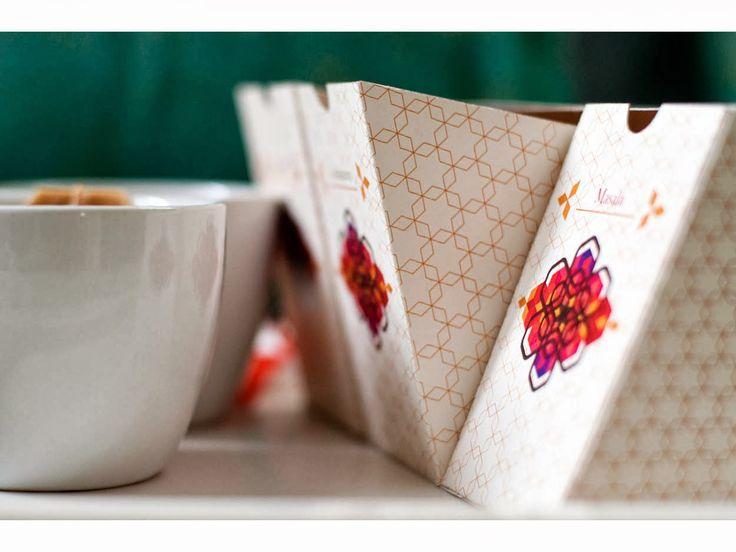 Taj Mahal Tea (Student Project)