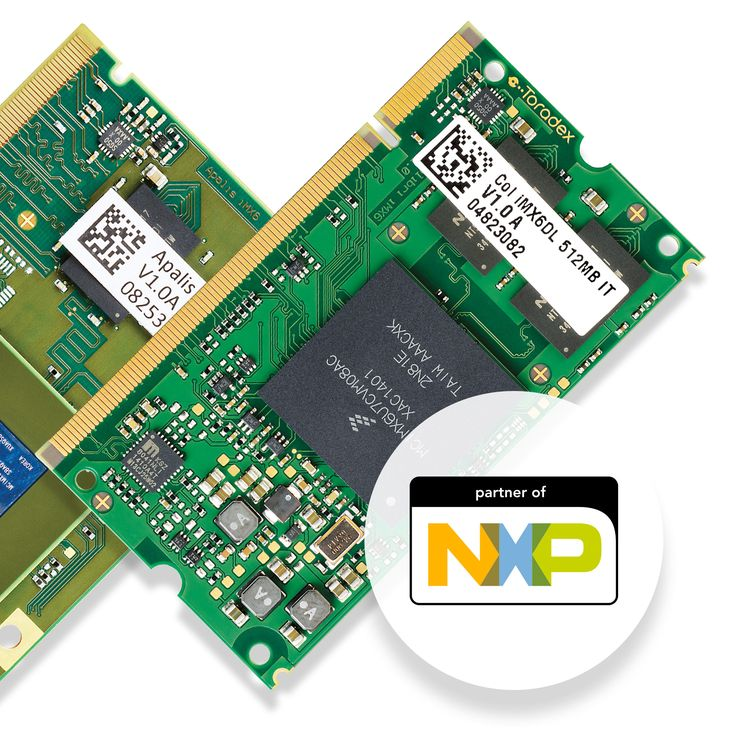Toradex's iMX6 based System on Modules utilize NXP/Freescale i.MX 6 SoC, which is a truly scalable multicore platform. This System on Chip is based on the ARM® Cortex™-A9 architecture that includes single-core, dual-core, and quad-core processors. The iMX6 based COM can be used for developing end-products targeted at consumer, industrial, and automotive markets. For More information on i.MX6 based system on module follow the link…