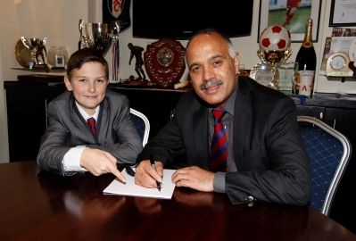 Aldershot Town are inviting five young supporters to be the club's Chairman for the Day at a forthcoming home match.