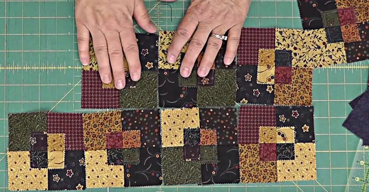 The Clever Five & Dime Quilt Looks So Great, And It's So Simple!
