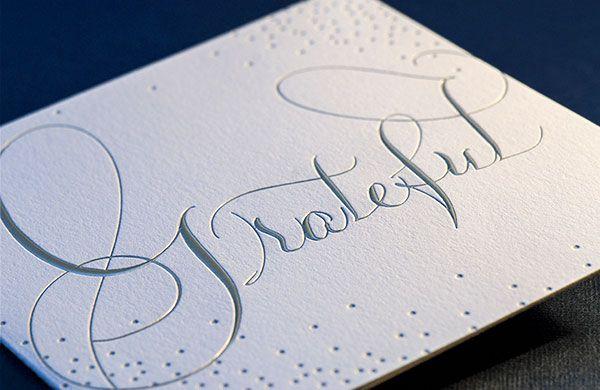 Grateful - letterpress brom DataGraphic
