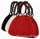 PAULA-laukku | Tuulia design. Iloa & Ideaa askarteluun ja käsitöihin!