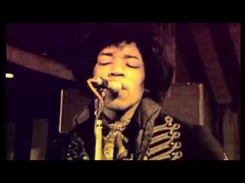 Jimi Hendrix - Hey Joe (Private Gig Marquee Club 1967) - YouTube