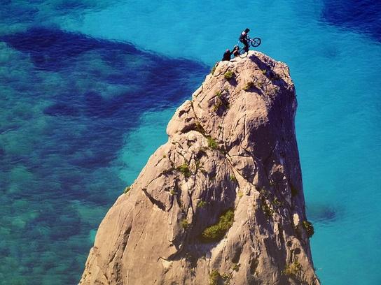 Punta Cariddi (Cala Goloritzé) - Sardinia - Italy