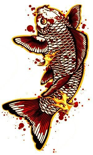 111 best images about Ink on Pinterest | Koi fish tattoo ...