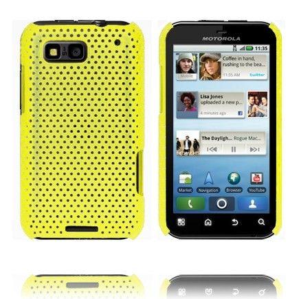 Atomic (Gul) Motorola Defy Deksel