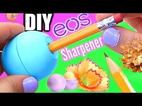 DIY EOS SHARPENER! Make your EOS Into A Sharpener! - YouTube