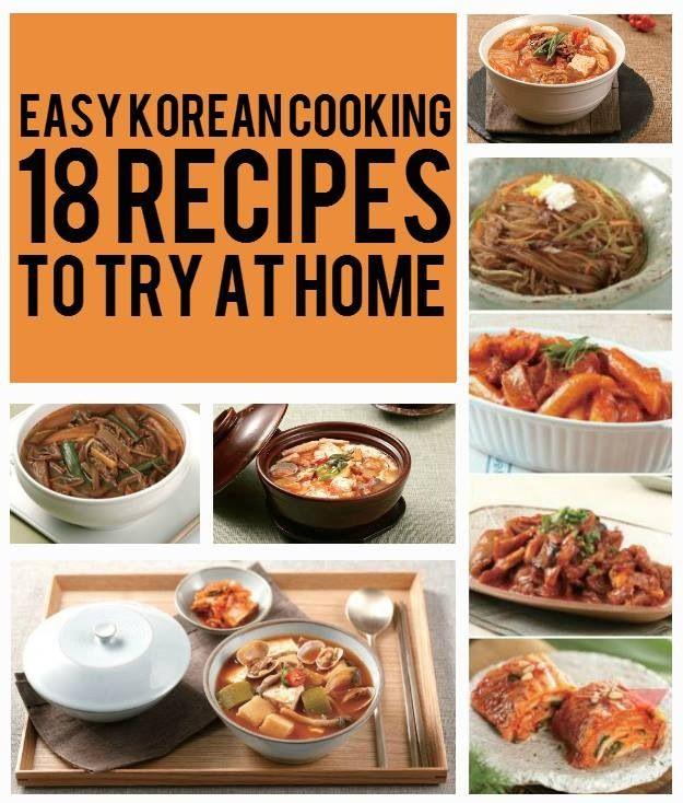 Get 'the easy korean cooking' booklet from the e-book page : http://english.visitkorea.or.kr/enu/GK/GK_EN_2_7_4.jsp