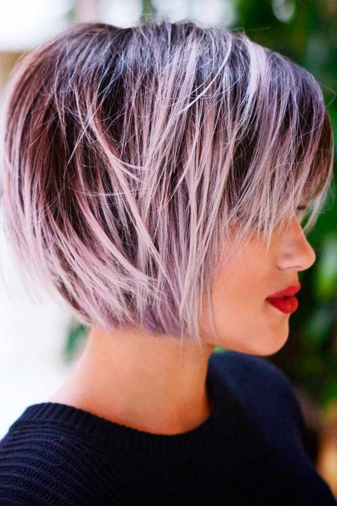 best 25 layered bob haircuts ideas on pinterest wavy