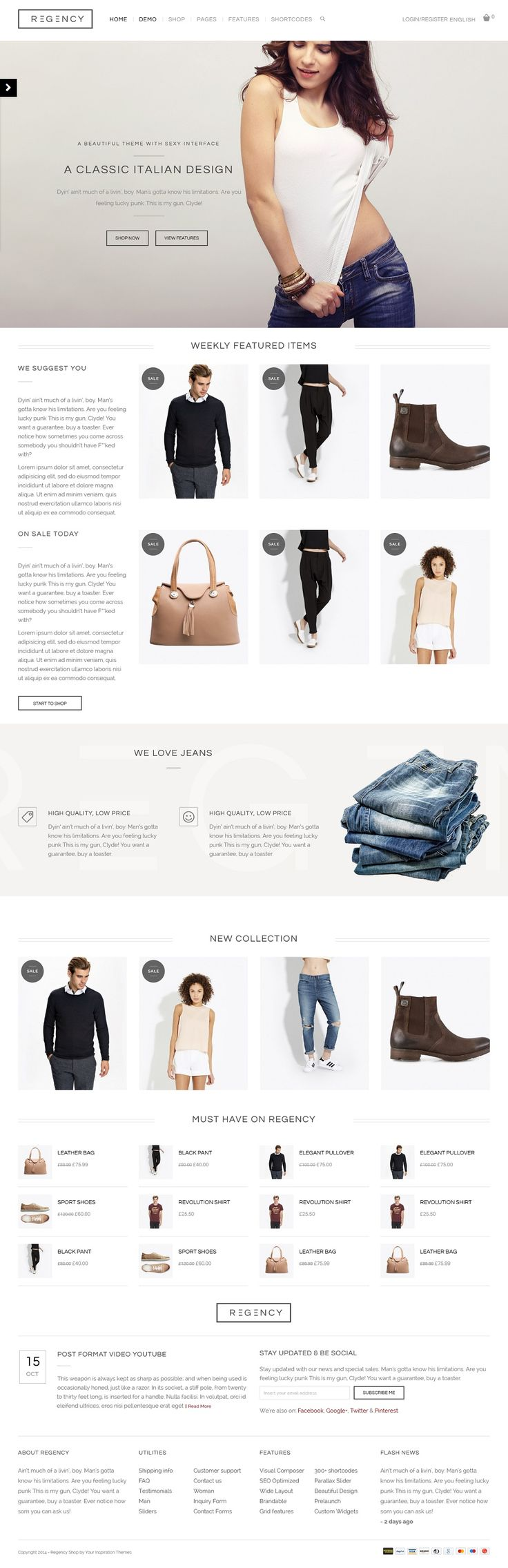 Simple WordPress Theme Collection 2015