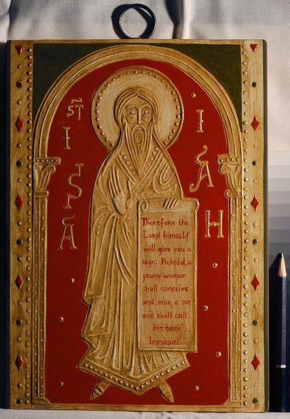 1000  ideas abou...Prophet Isaiah Icon