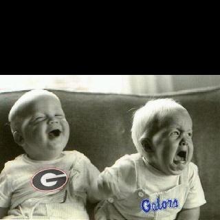 "Georgia vs Florida 2012 - ""It's great to be a Georgia Bulldog!"""