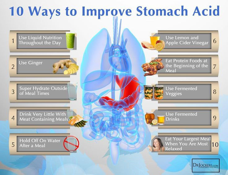As a clinician who specializes in helping people with chronic digestive complaints and auto-immune diseases, one of the most common underlying problems I see with these individuals is low stomach acid. This syndrome is also called hypochlorhydria in the medical literature and it is immensely important to correct first in order to get someone well.  Blog Post: http://drjockers.com/causes-and-symptoms-of-low-stomach-acid/