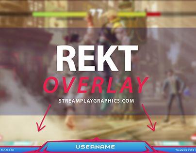 "Check out new work on my @Behance portfolio: ""Twitch Overlay - REKT"" http://be.net/gallery/34472213/Twitch-Overlay-REKT"