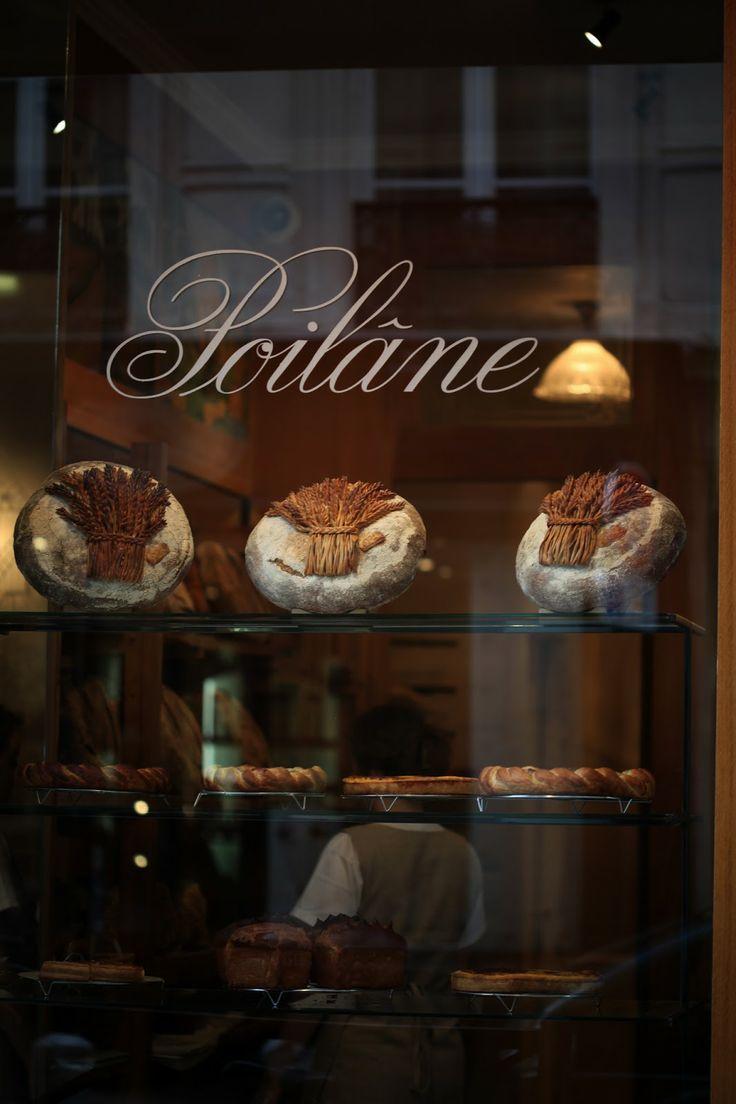 Boulangerie Poilâne Paris