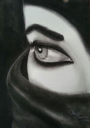 Tamara Ottaviani Art by Tamara - Google+ Disegno con carboncino.