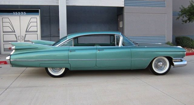 1959 Cadillac Sixty-Two Sedan  Maintenance/restoration of old/vintage vehicles: the material for new cogs/casters/gears/pads could be cast polyamide which I (Cast polyamide) can produce. My contact: tatjana.alic@windowslive.com