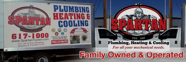 We At Spartan Plumbing Heating And Cooling P Plumbing Cool