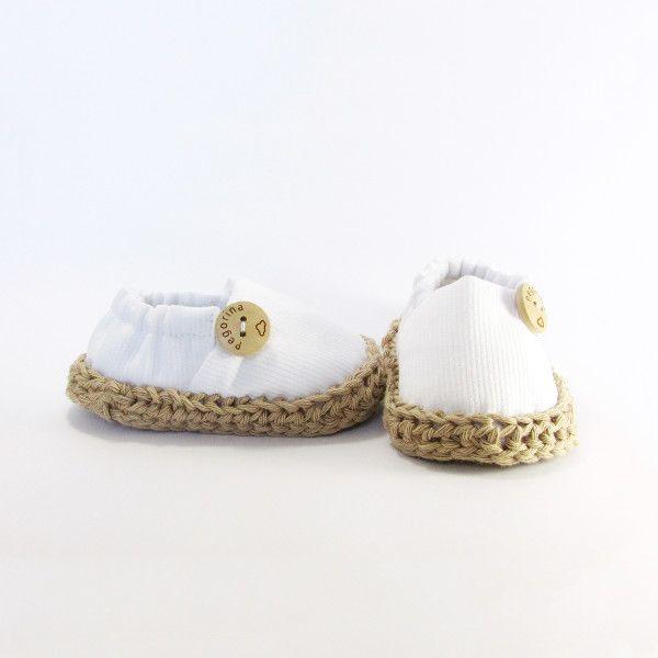 White Espadrilles | Pegorina