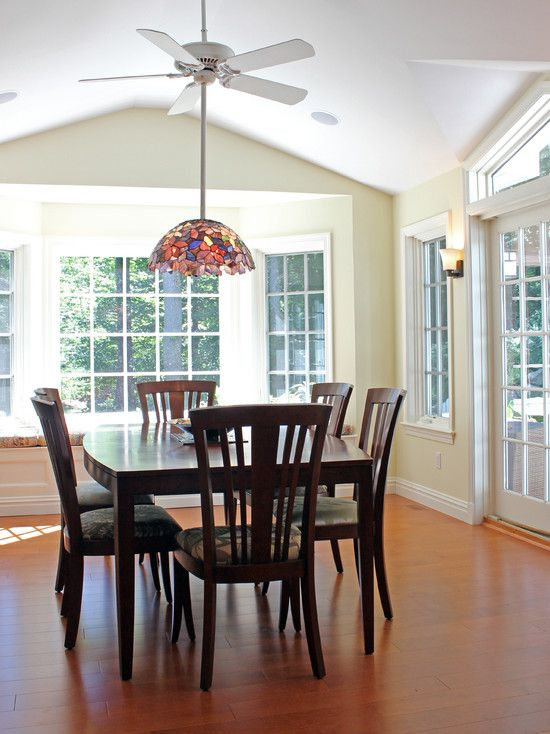 Simple Country Home Design With Outdoor Space: Fabulous Dining Room Using  Wooden Furniture Westchester County