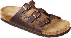 Women's+Birkenstock+Florida+Oiled+Leather+with+Soft+Footbed+-+Habana+Oiled+Leather+with+FREE+Shipping+&+Exchanges.+The+Florida+Soft+Footbed+is+a+triple-strap+sandal+with+fully+adjustable+