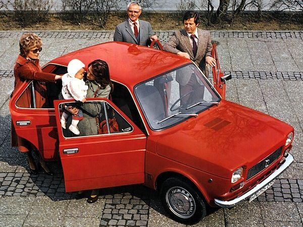 FIAT 127 - Greece 1974    #FiatFamily