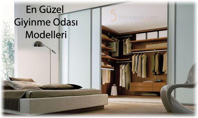 en güzel giyinme odası modelleri ve fiyatları