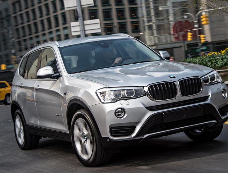 BMW X3 (F25) concept - http://autotras.com