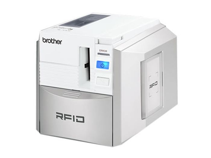Brother tag printer making RFID cards simple | Anyone with ¥150,000 (£627) to invest in a scheme that could open doors in more ways than one might want to consider Brother Japan's latest specialist printer - a palm-sized machine that can print passive RFID tags. Buying advice from the leading technology site