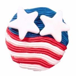 Seeing Stars and Stripes CupcakePatriots Cupcakes, July Cupcakes, Cupcakes Ideas, July Parties, Stripes Cupcakes, 4Th Of July, Patriots Food, Parties Ideas, Parties Food