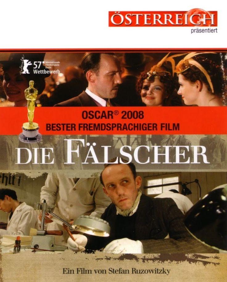 Die Fälscher (Fałszerze) - film - Językowy Precel