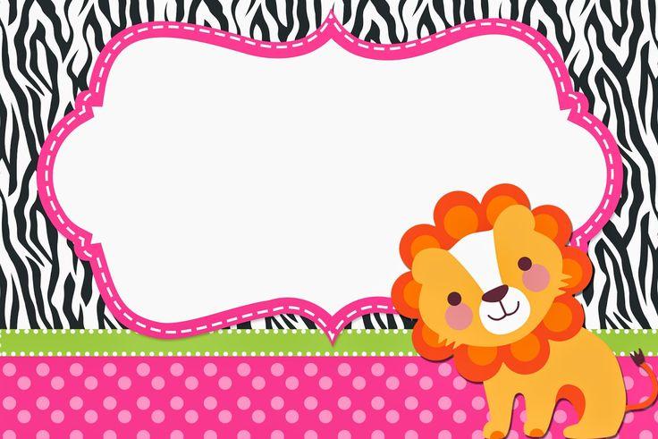 jungle-for-girls-free-printable-kit-003.jpg (1600×1068)