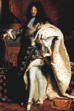 Antiguo Régimen - LUIS XIV
