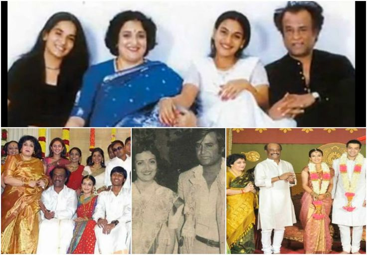 Rajinikanth Family #Rajinikanth Family ph...