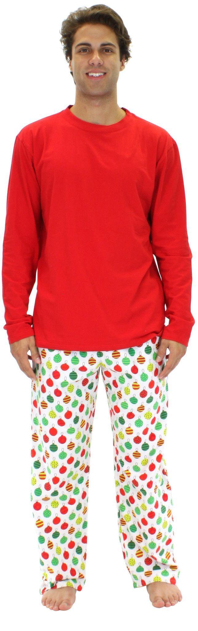 22 best Mens Pajamas images on Pinterest | Christmas pajamas ...