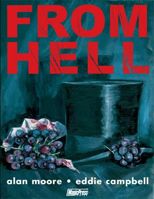 From Hell - Alan Moore #anobii