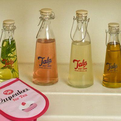 Butelki Vintage Retro Tala 0,5L. Więcej znajdziesz na mykitchen.pl #kuchnia #homedecor #retro