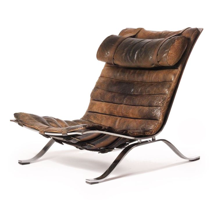 THE IMPECCABLY DRESSED BERTIE WOOSTER | gentlementools:   Ari Lounge Chair - 1966, Arne...