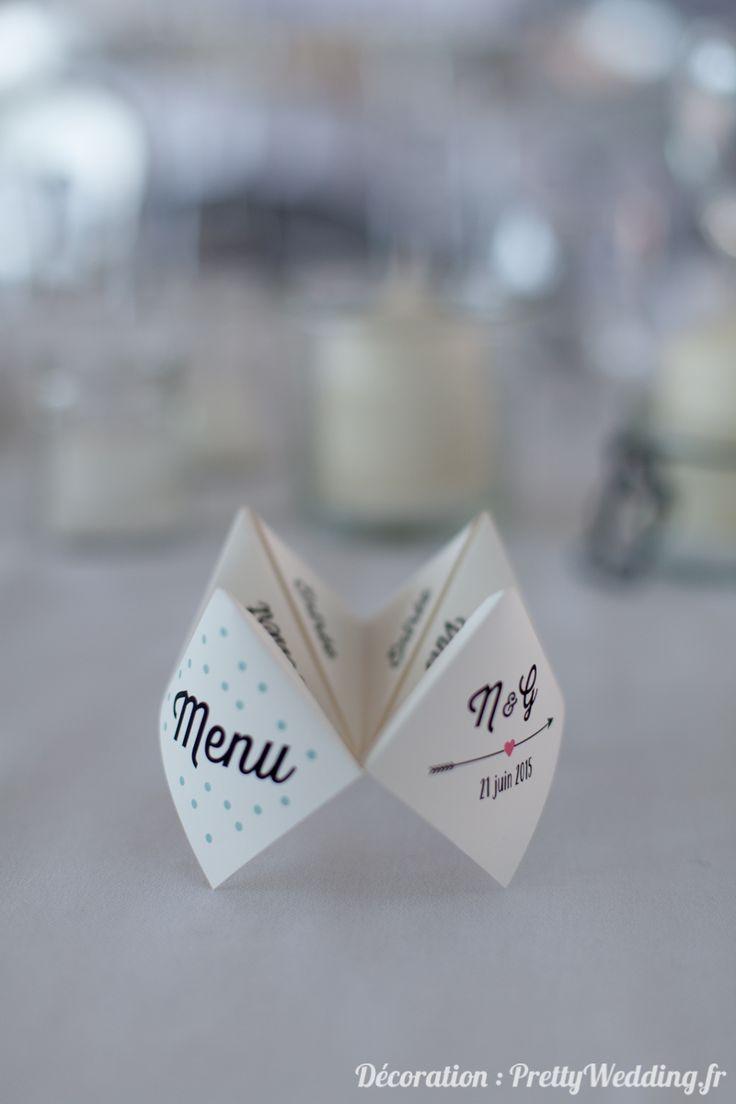 Assez Les 25 meilleures idées de la catégorie Porte menu mariage sur  HD74
