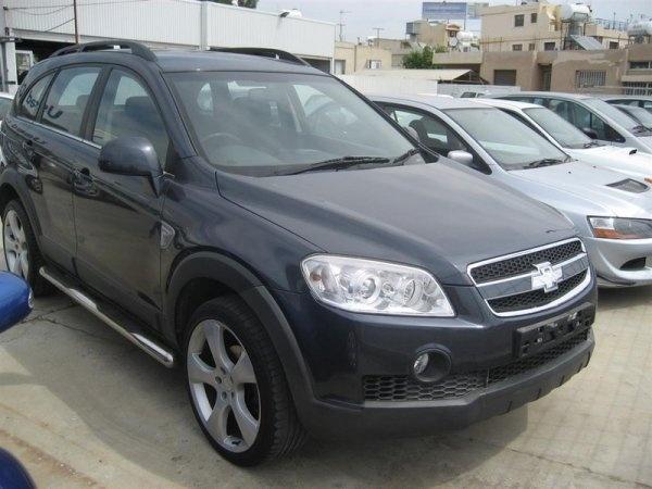 Chevrolet Captiva - Cars - Vehicles