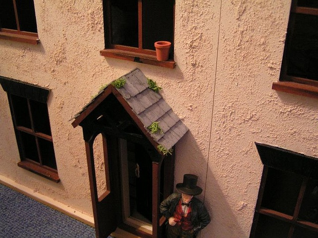 Porch roof nearly done by Sweetbriar Dreams, via Flickr