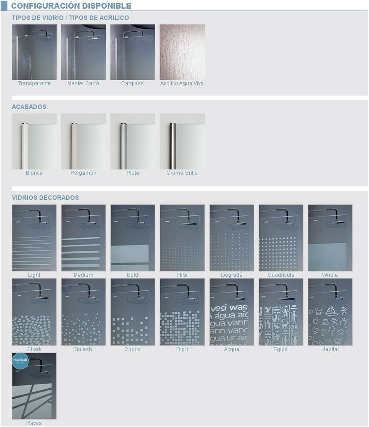 9 best mamparas precios images on pinterest showers - Precios mamparas profiltek ...